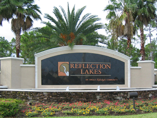 Reflection Lakes in Fort Myers, Florida