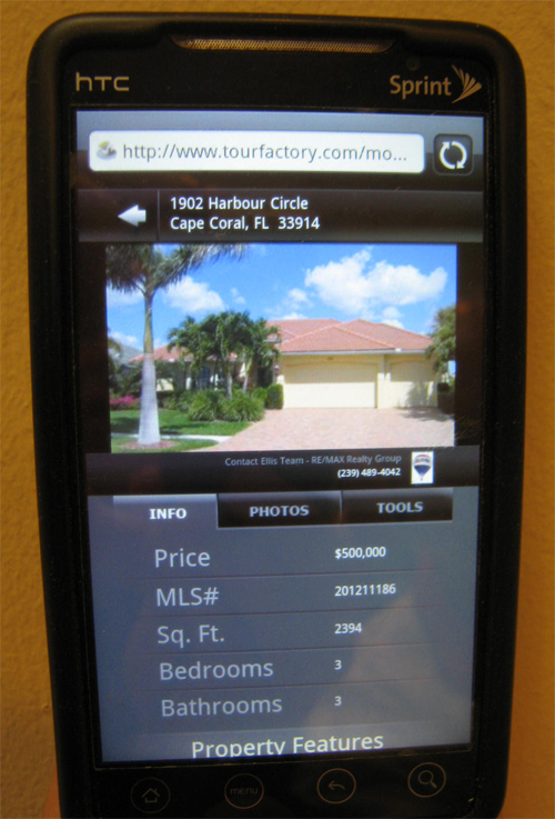 Mobile Marketing Influencing Real Estate Buying