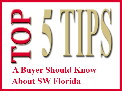 5 Things a Buyer Should Know About Lee County Real Estate