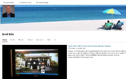 Ellis Team YouTube Channel Fort Myers Real Estate