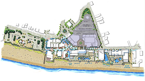 Proposed Fort Myers Beach Master Conceptual Plan