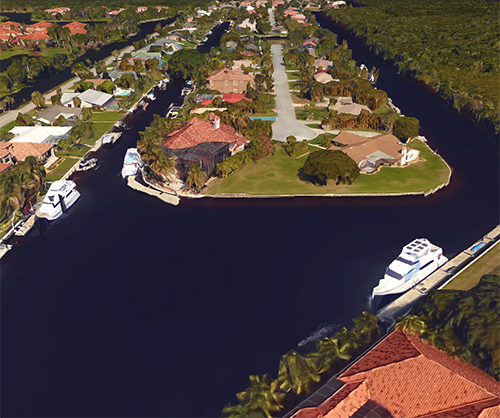 Palmetto Point Waterfront Community