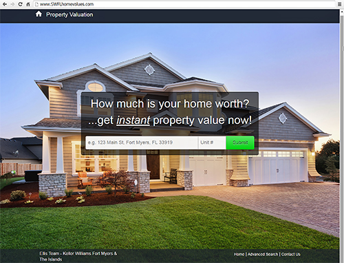 Problem With Real Estate Agents Find out what your home is worth