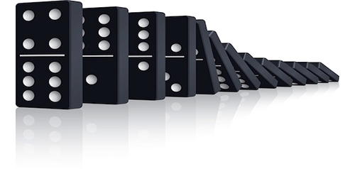 Domino Effect Will Help Real Estate Market