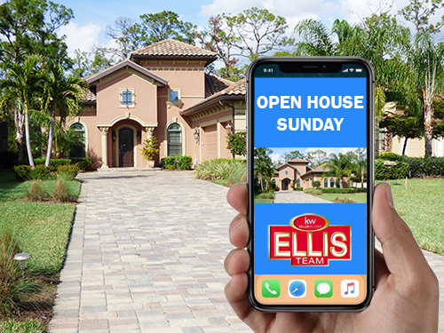 Open Houses Tool to Sell Homes