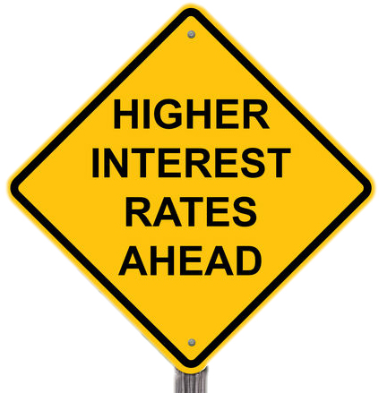 Lock Interest Rates Now Before Big Rate Increases